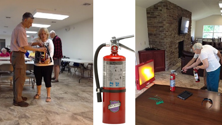 Fire Prevention Education and Extinguisher Training